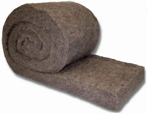 Izolatii pentru casa din lana naturala pentru comfort