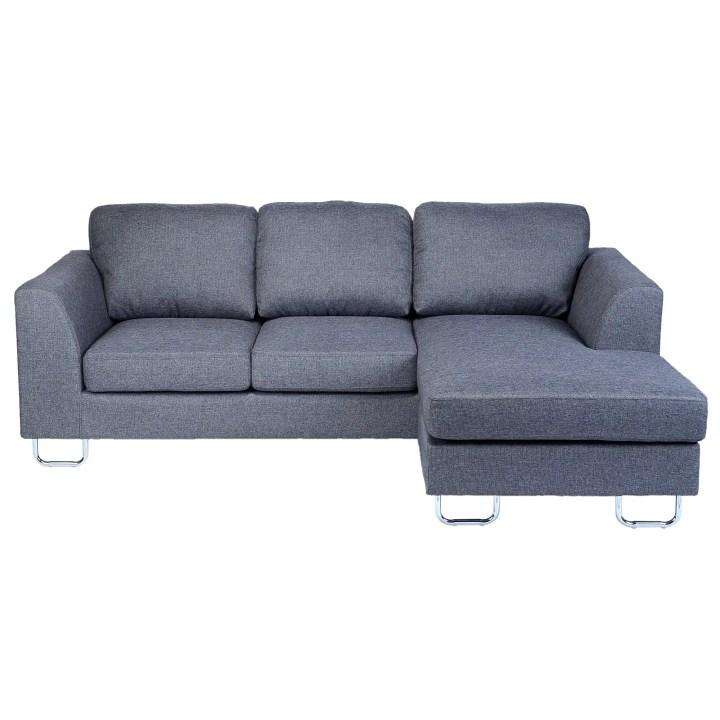 2 canapea coltar albastru