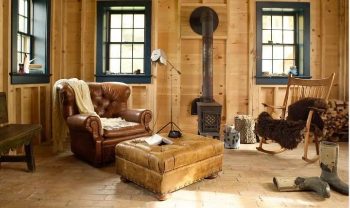 Decoratiuni interioare cu caramida veche