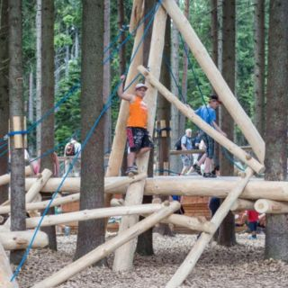 Locuri de joaca pentru copii in natura si sanatoase