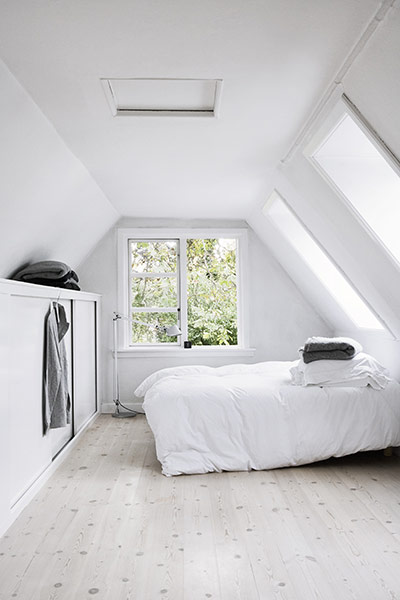 Amenajarea casei in stil danez si cu gust