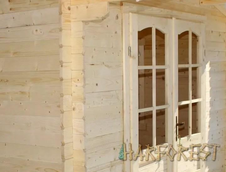 Casute de gradina din lemn frumoase