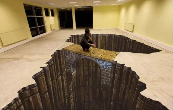 Podele 3D in design interior
