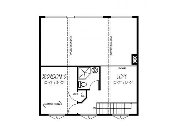Proiecte de case cu geamuri mari si largi