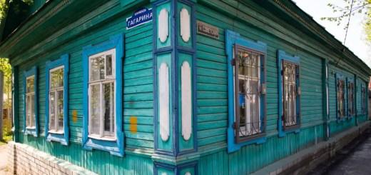 Proiecte de case in stil rusesc traditional