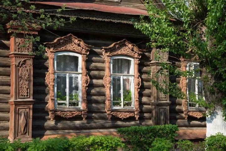 proiecte de case in stil rusesc Russian style house plans 4