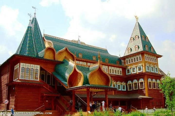 proiecte de case in stil rusesc