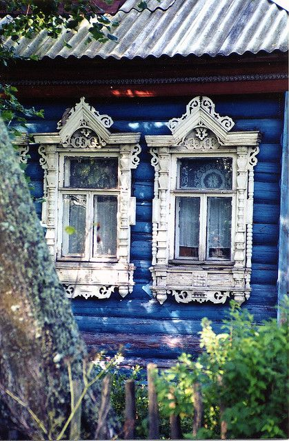 proiecte de case in stil rusesc Russian style house plans 9