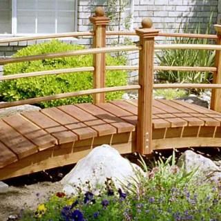 Cum construiesti un pod de gradina usor