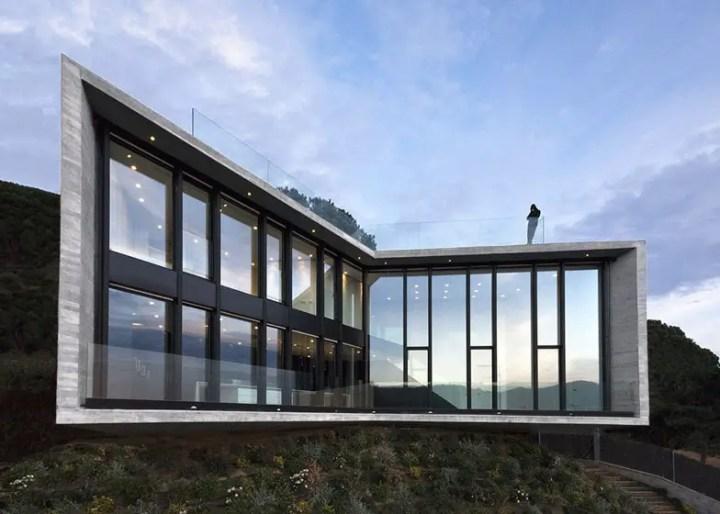 Proiecte de case in forma de X X shaped house plans 5