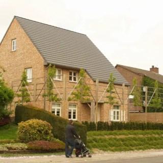 Proiecte de case in stil belgian traditional si modern