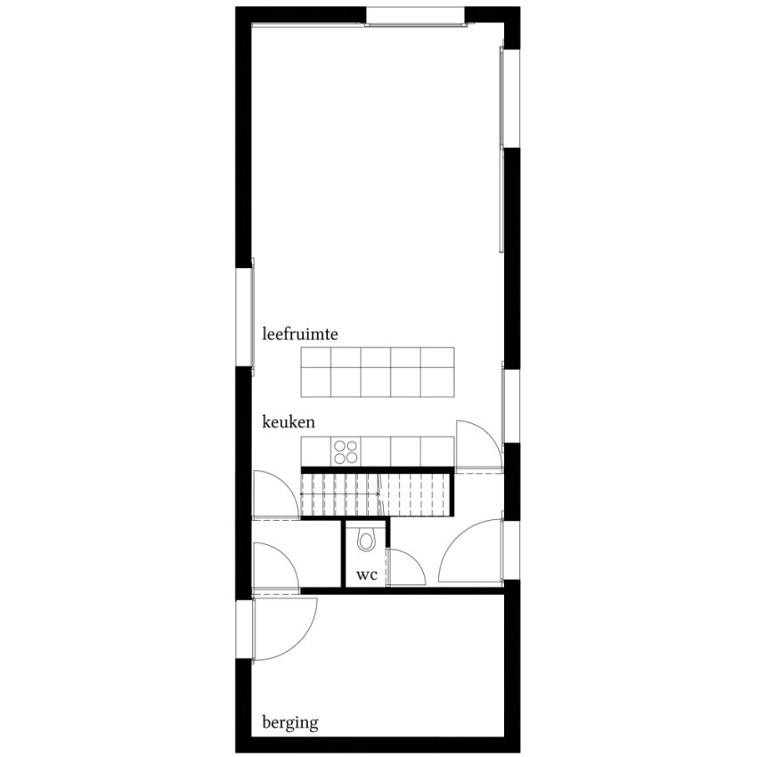 Proiecte de case in stil belgian Flemish style house plans 11