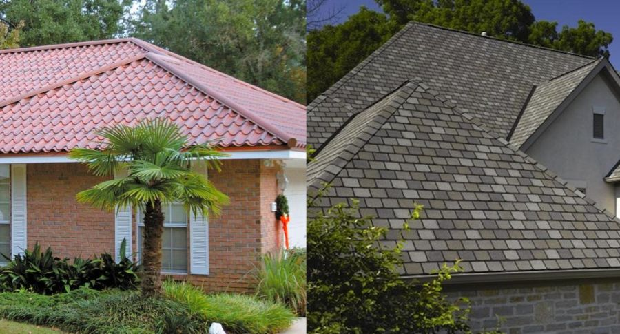 Tigla metalica vs sindrila bituminoasa pe acoperis