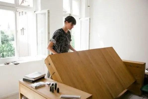 mobila inteligenta pentru spatii mici Smart furniture for small spaces 12