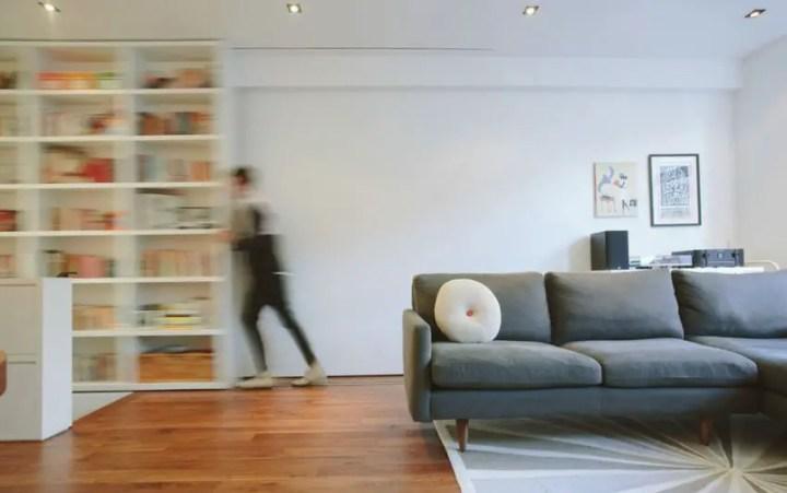 Mobila inteligenta pentru spatii mici din casa