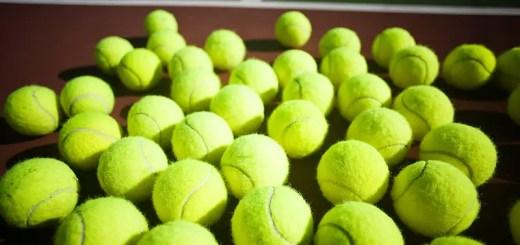 Ce poti face cu o minge de tenis acasa
