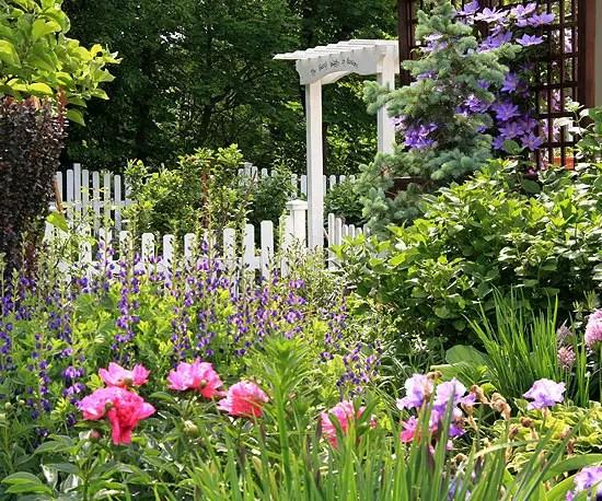 amenajarea unei gradini de vis dream garden design ideas 3