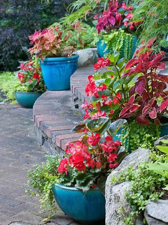 Amenajarea unei gradini in panta prin idei simple