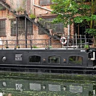 Casa plutitoare din Londra