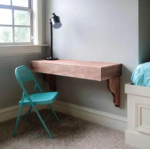 construirea unui birou how to build a desk 10