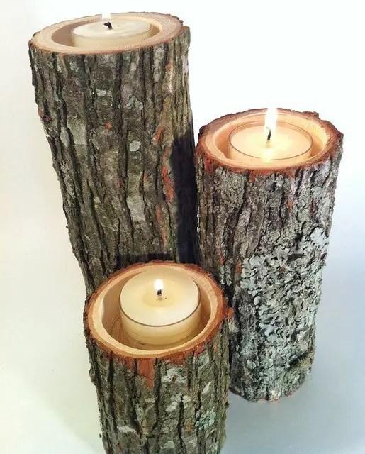 Decoratiuni interioare cu lemn natural