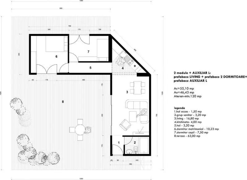 modele de case fara fundatie houses with no footing 5