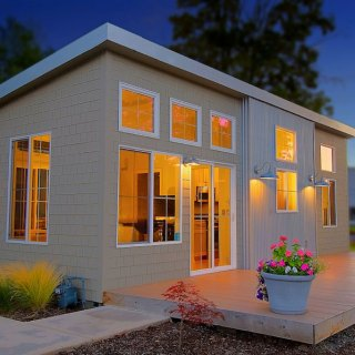 Proiecte de case cu amprenta mica la sol dar functionale