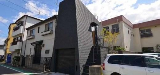 Casa tuguiata japoneza