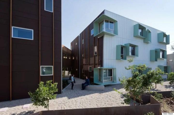 cele mai moderne locuinte din America The best 10 housing designs of America 6
