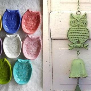 Decoratiuni cu bufnite acasa