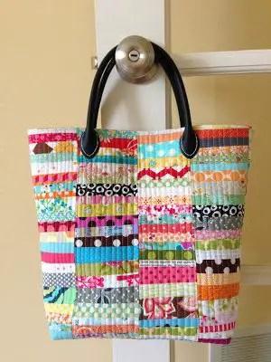 obiecte utile din resturi textile Fabric leftovers recycle ideas 15