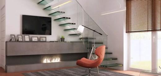 Proiecte de casa cu scara interioara frumoasa