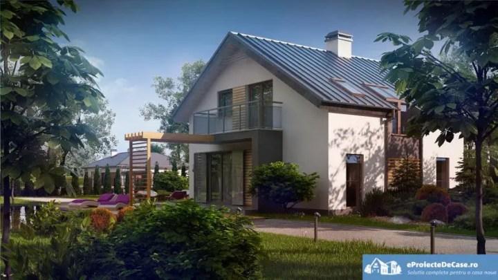 proiecte de case cu trei dormitoare Three bedroom house plans 6