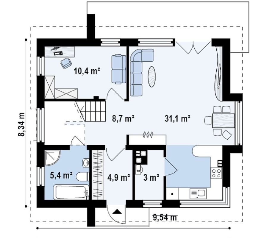 Design Kitchen Floor Plan Online