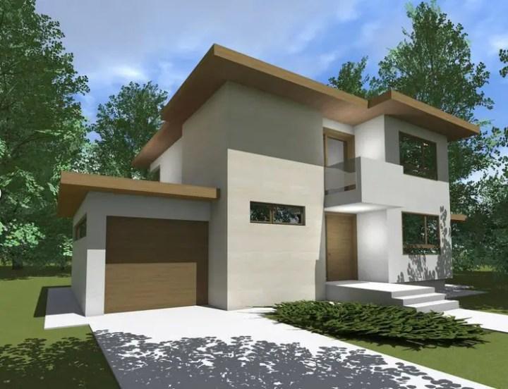 proiecte de case cu trei dormitoare Three bedroom house plans