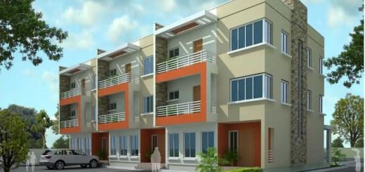 Proiecte de case triplex practice
