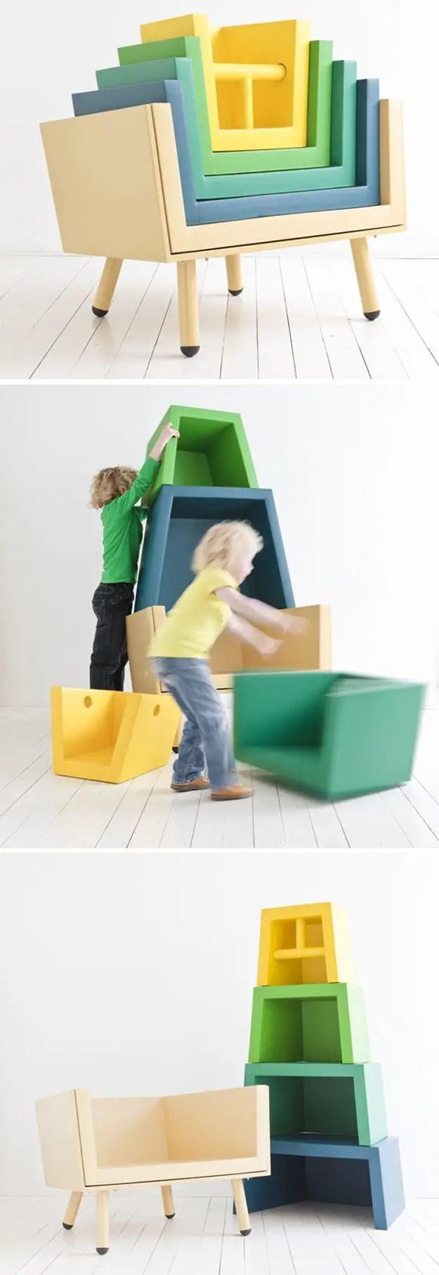 Mobila inteligenta pentru copii acasa