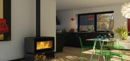 Centrala termica pe lemne si carbuni eficienta