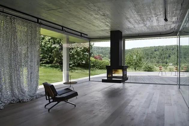 case in stil elvetian Swiss style house plans 8