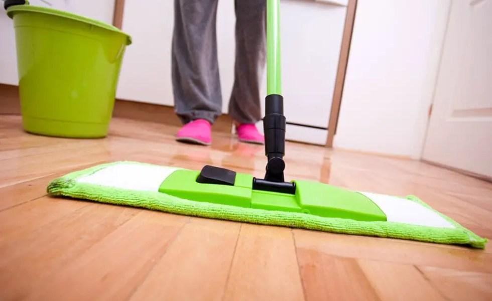 Cinci sfaturi pentru curatenie rapida acasa