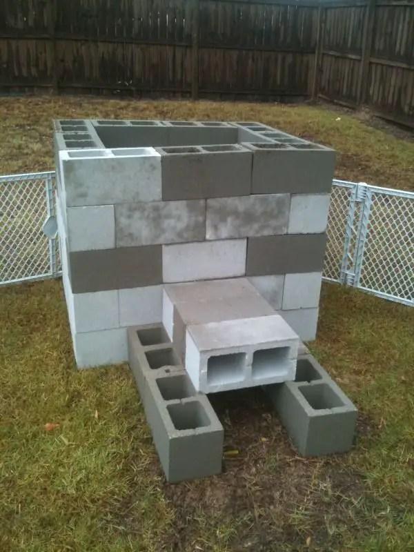 construirea unei afumatori din caramida building your own smokehouse