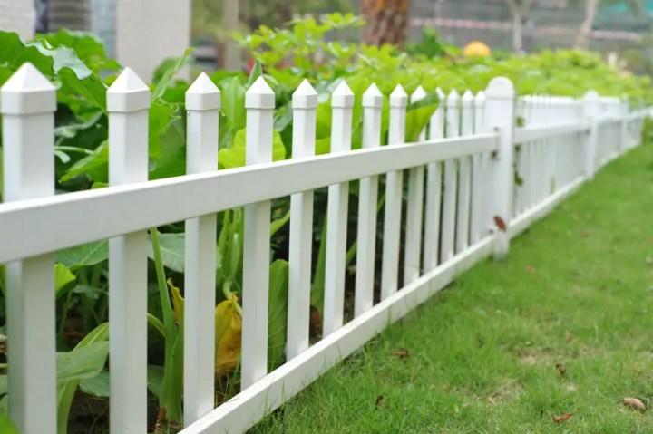 gardulete din lemn pentru gradina Garden fencing ideas 6