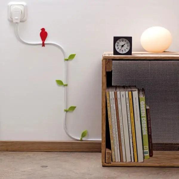 Mascarea cablurilor in casa cu gust
