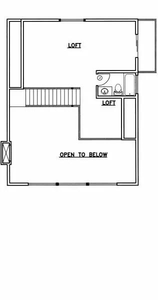 proiecte de case ieftine cu mansarda House plans that are cheap to build 10