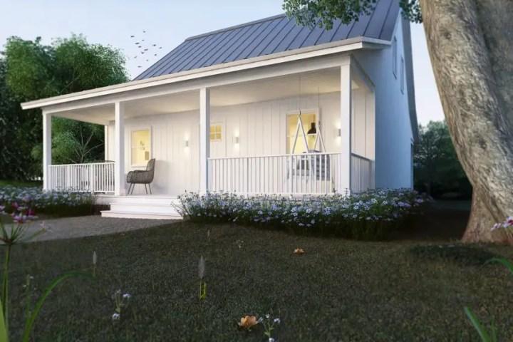 proiecte de case ieftine cu mansarda House plans that are cheap to build 5