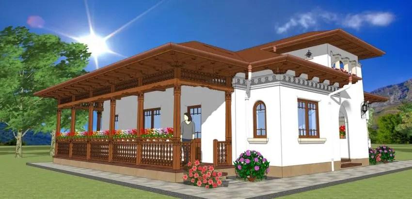 proiecte de case in stil conac mansion house plans 3