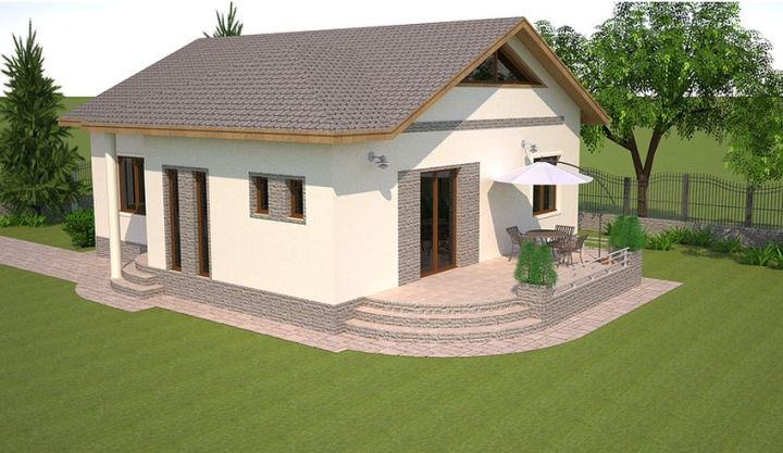 proiecte de case tineresti House plans for young families 8