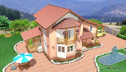 case construite din panouri sandwich Sandwich panel houses 14