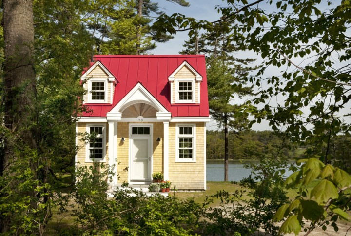 Case mici si frumoase