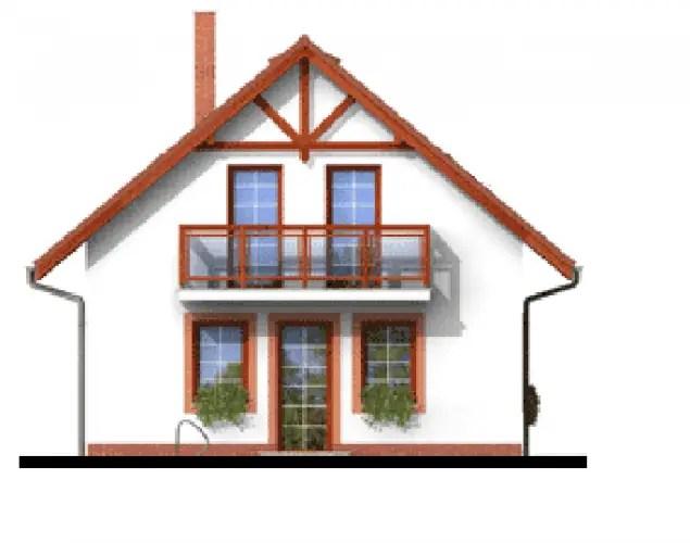 case pe structura usoara Light frame house plans 9